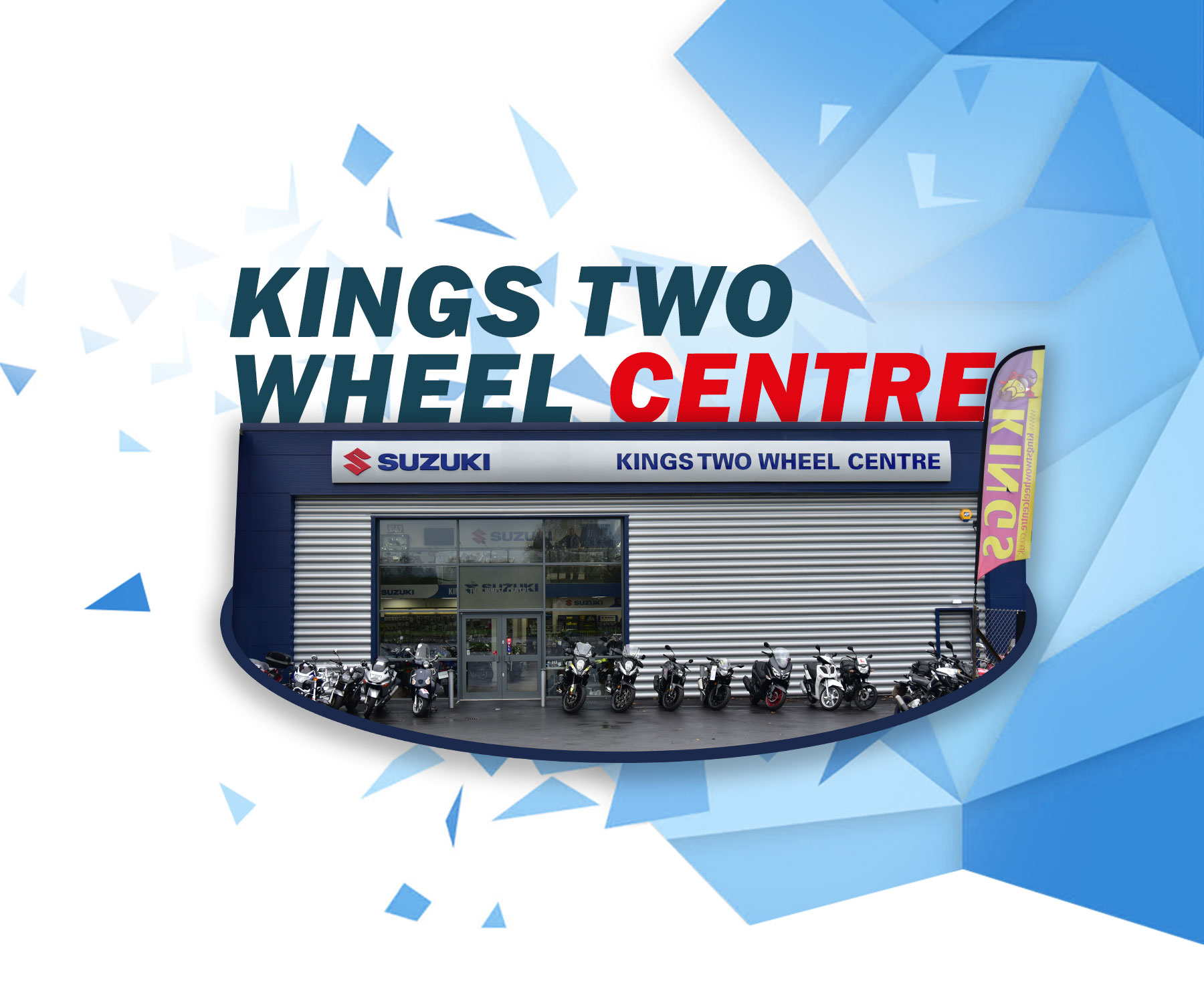 Welcome to Kings Two Wheels
